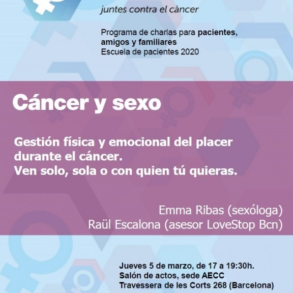 Dones en Actiu. Juntes contra el cancer.