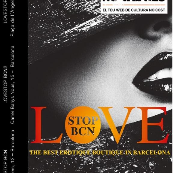 LOVESTOP BCN & CULTURA