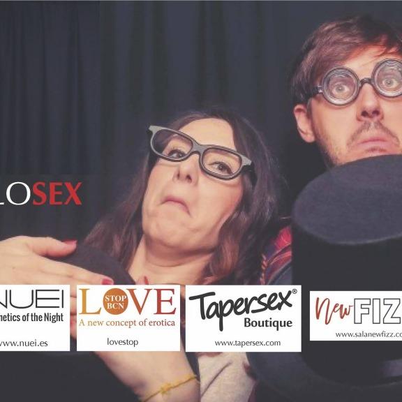 LOVESTOP BCN  & MONOLOSEX . 2018